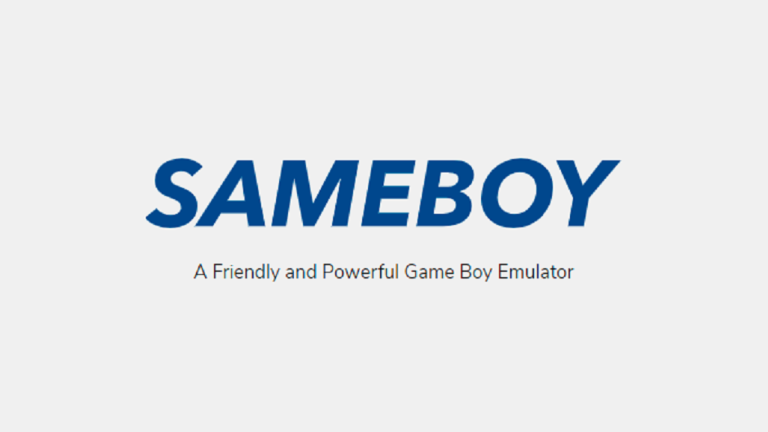 Sameboy: a Gameboy emulator